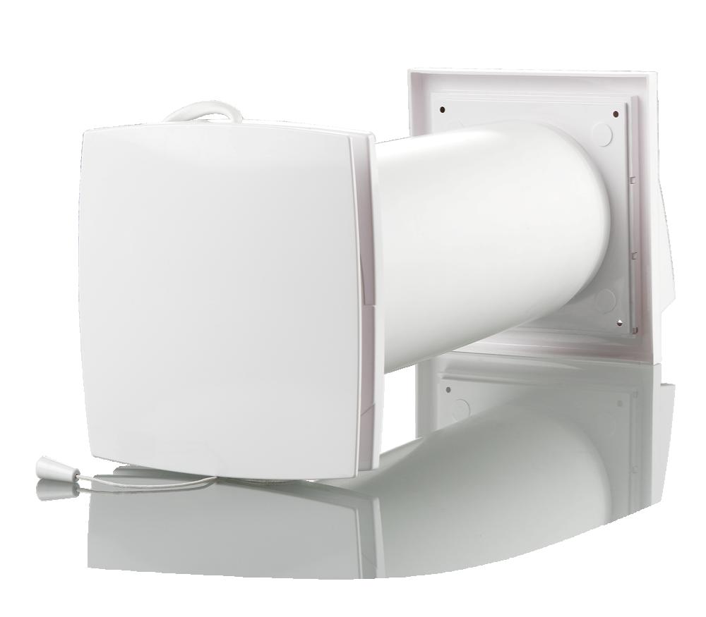 Topnotch Mini - Opgrader din teleskop ventil med varmegenvinding DL62