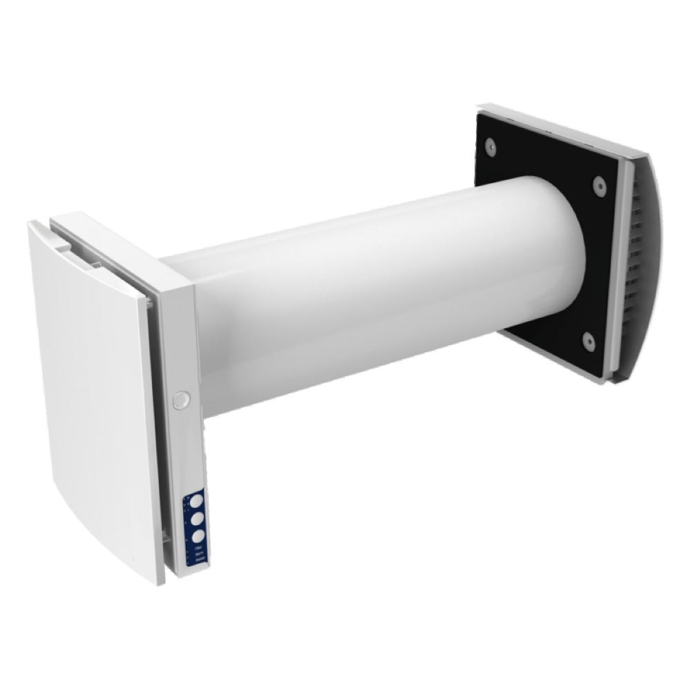 Superbly S6B Ventilation med varmegenvinding på dit badeværelse XT96